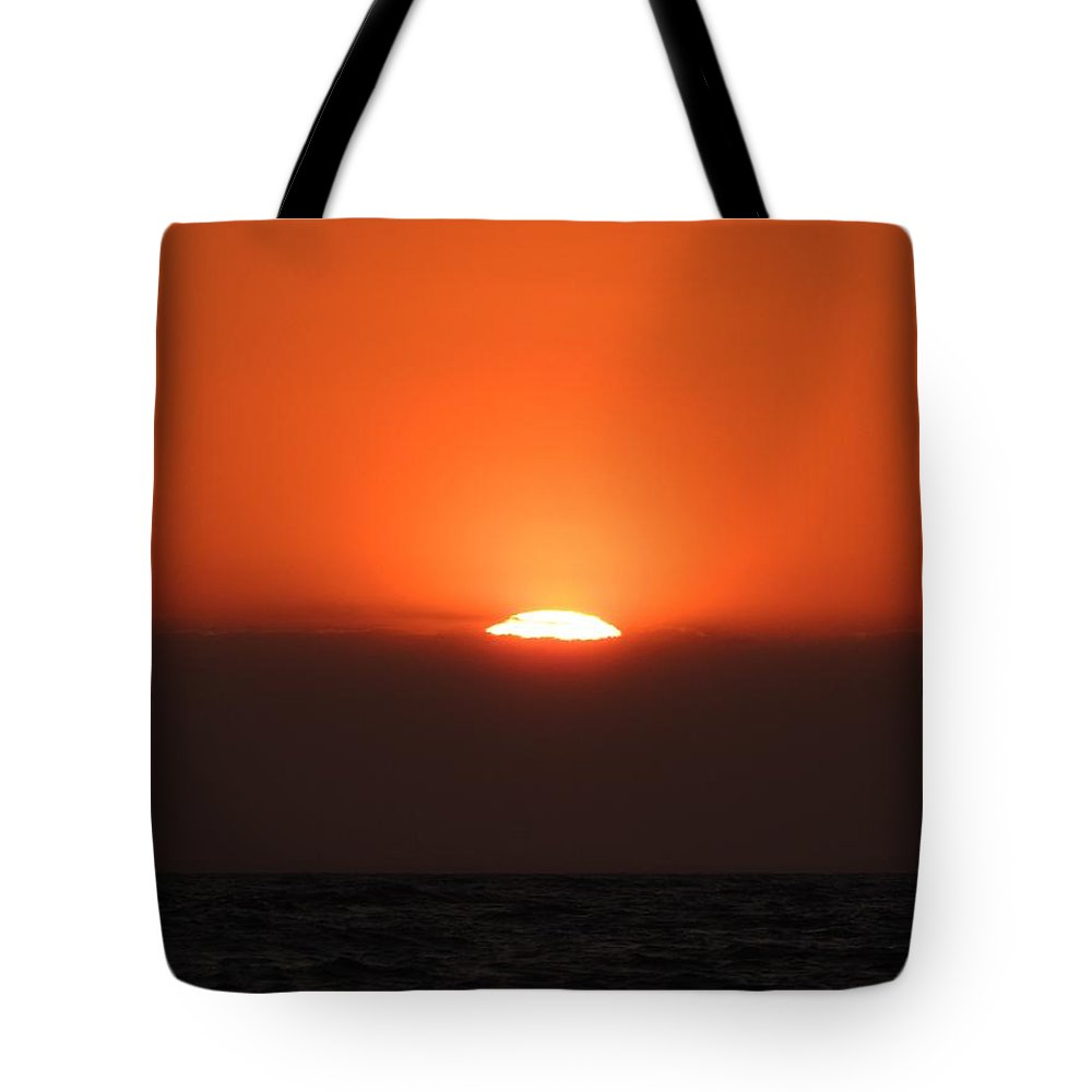Don't Drop The Crystal Ball Tote Bag featuring the photograph 6-6-16--0571 Don't Drop The Crystal Ball by Vicki Hall