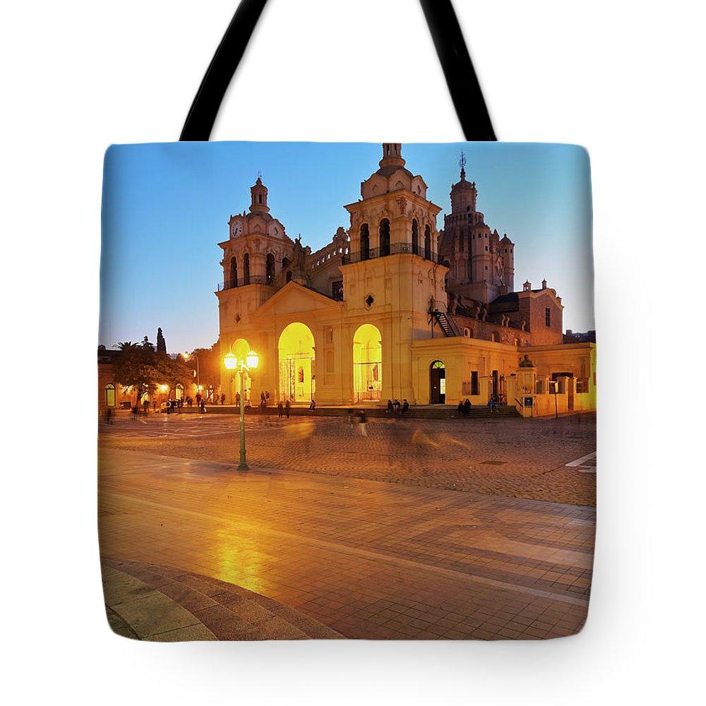 South America Tote Bag featuring the photograph Cordoba, Argentina by Karol Kozlowski