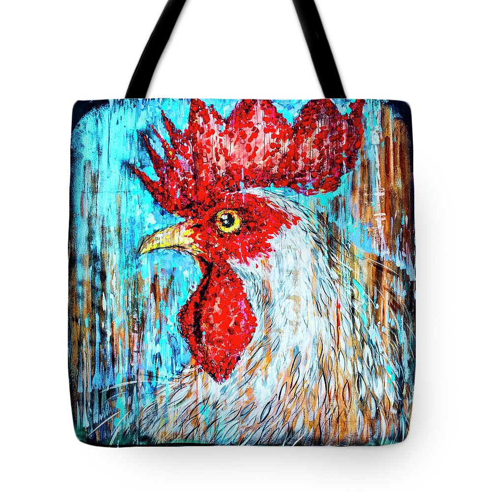 Florida Tote Bag featuring the photograph 8288- Little Havana Mural by David Lange