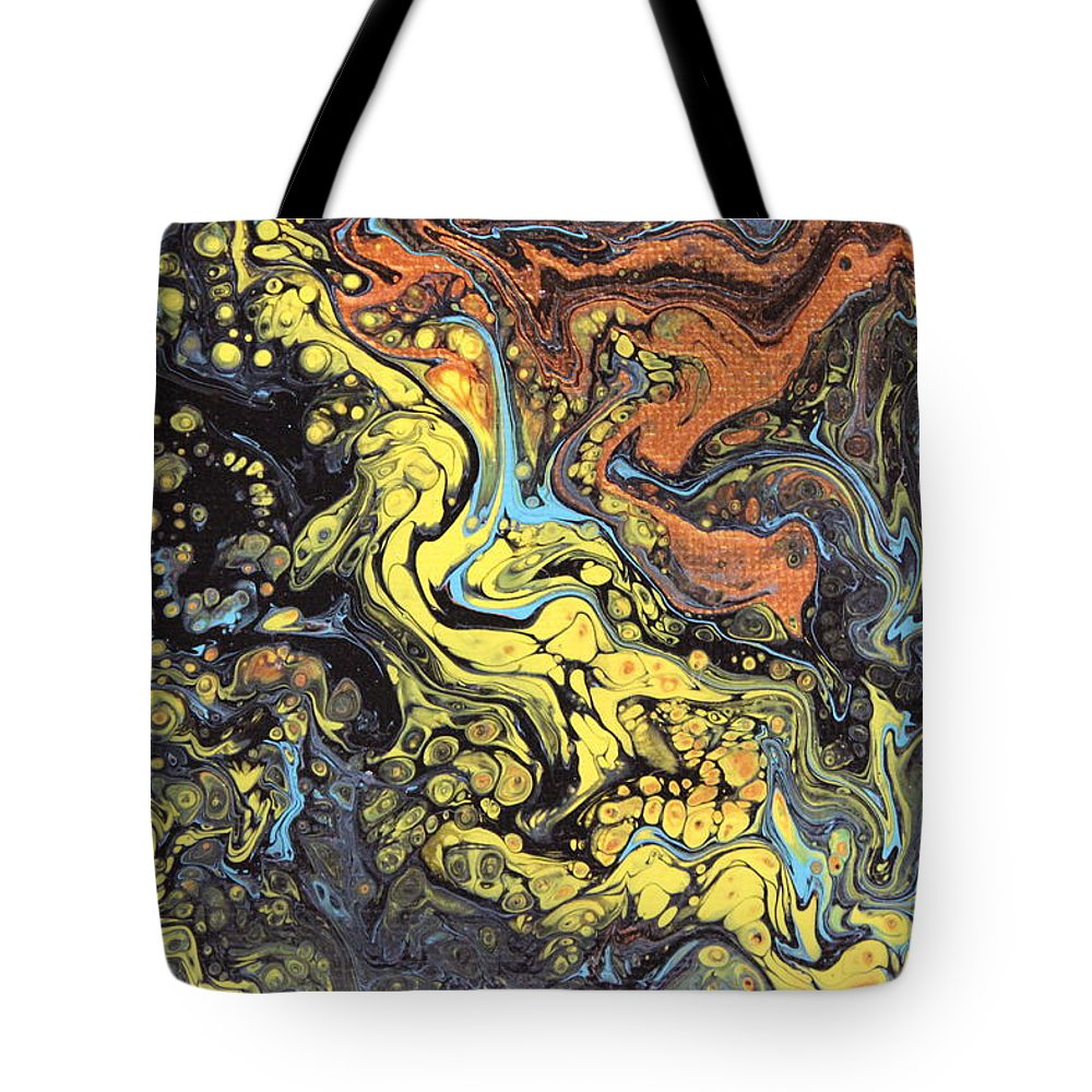 Tote Bag featuring the painting Untitled by Shannon Fomby