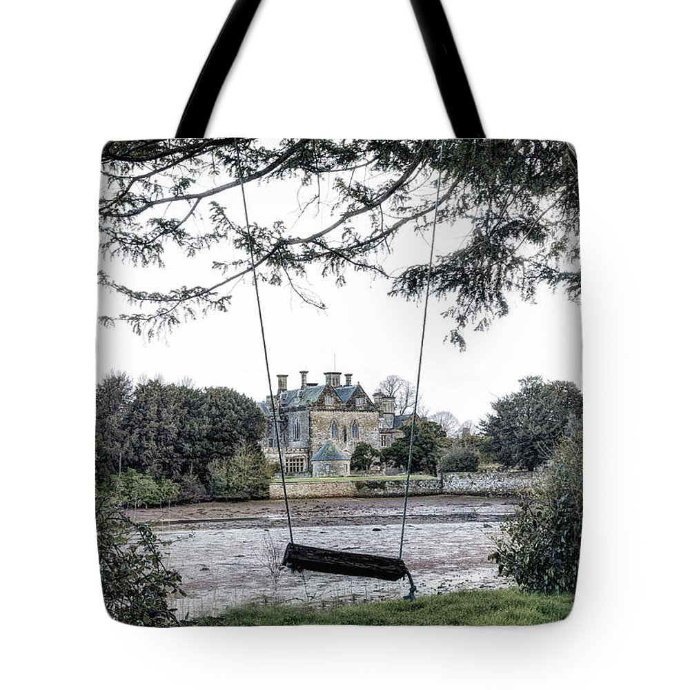 Beaulieu Tote Bag featuring the photograph New Forest - England by Joana Kruse