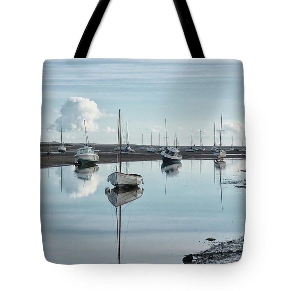 Tote Bag featuring the photograph Instagram Photo by John Edwards