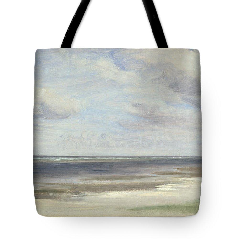 Baltic Sea Paintings Tote Bags