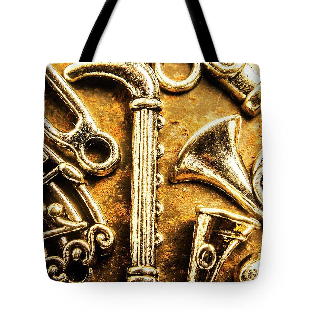 Jazz Flute Tote Bags | Fine Art America