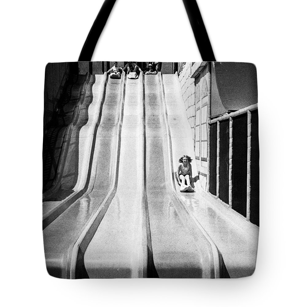 Fair Tote Bag featuring the photograph A Day At The Fair by Alex Snay