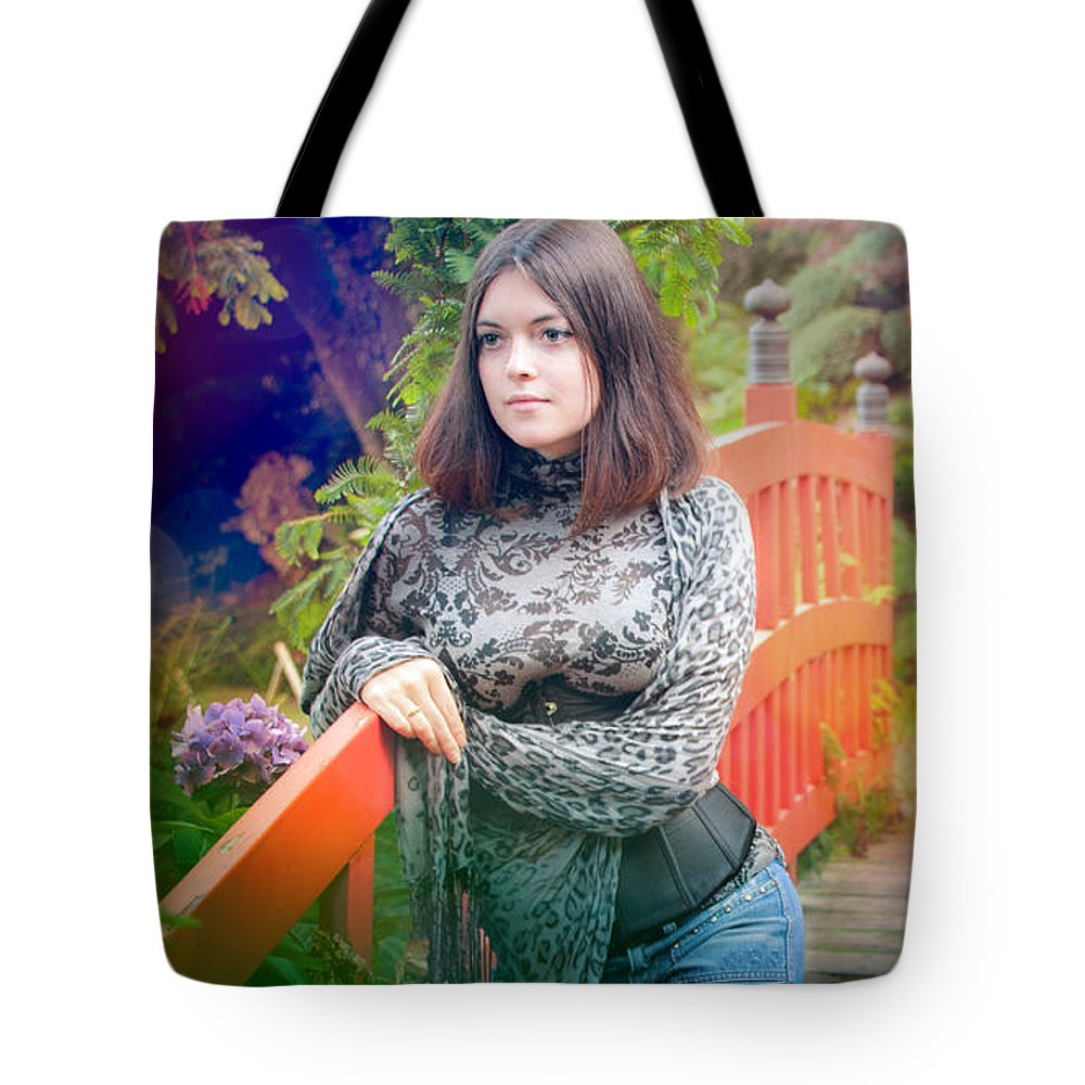 Loriental Tote Bag featuring the photograph A Midsummer Day's Dream by Loriental Photography
