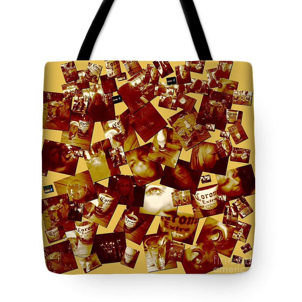 Clay Tote Bag featuring the photograph A Night Out by Clayton Bruster