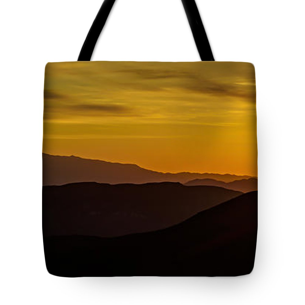 Adventure Tote Bag featuring the photograph A Soul's Journey by Charles Dobbs