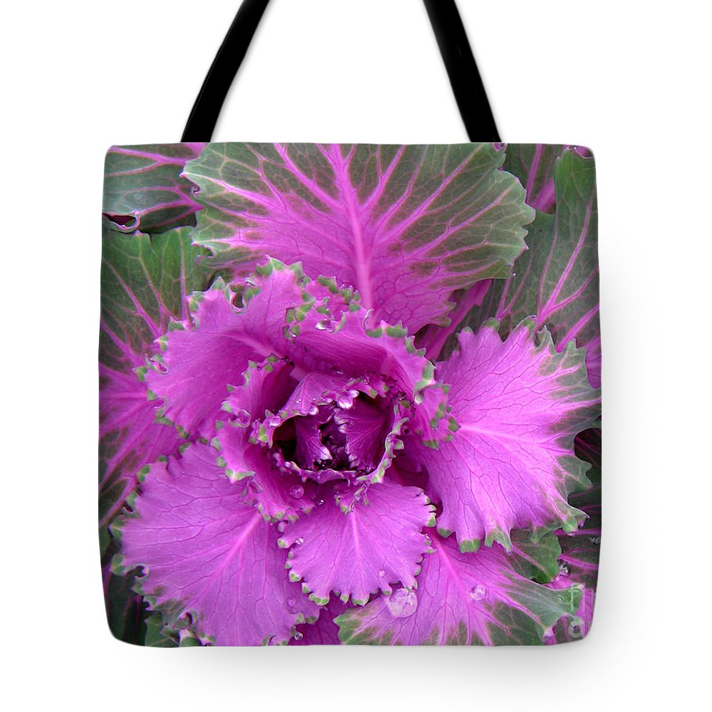 Nature Tote Bag featuring the photograph A Study In The Shades Of Spring Four by Lucyna A M Green