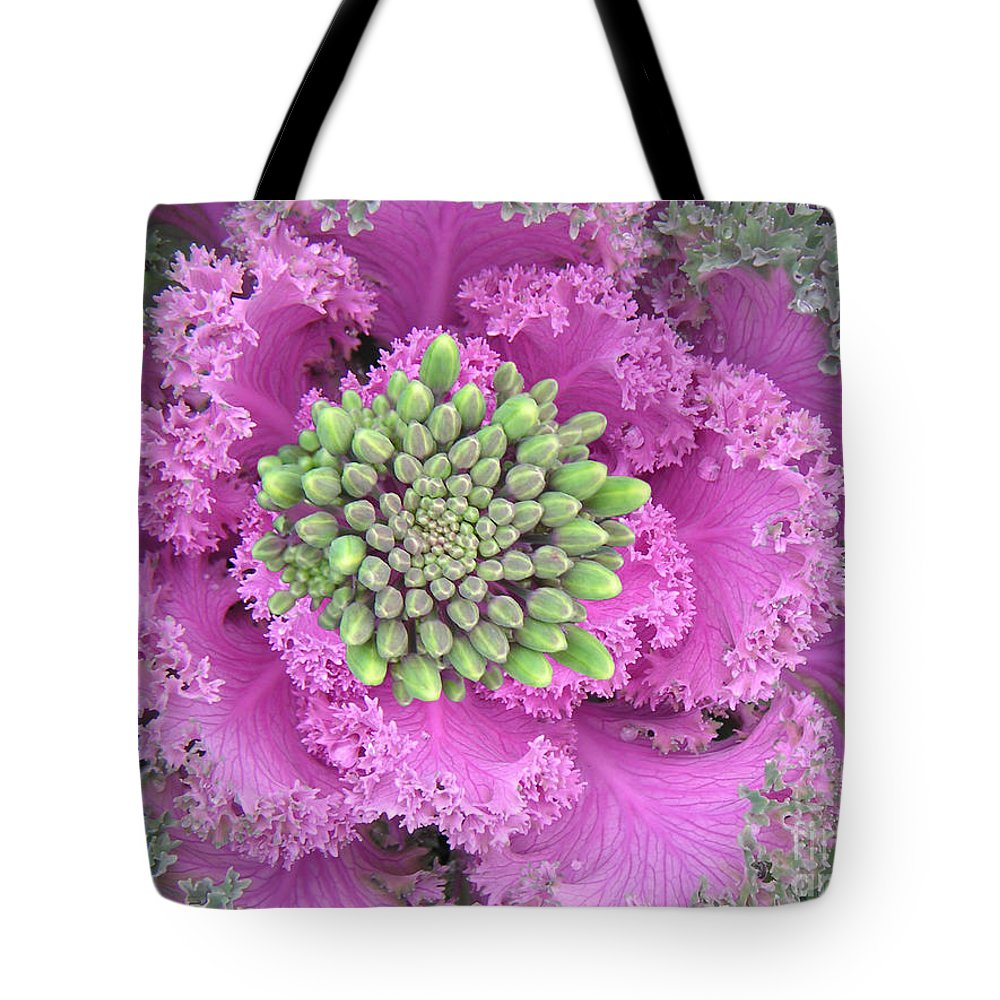 Nature Tote Bag featuring the photograph A Study In The Shades Of Spring Three by Lucyna A M Green