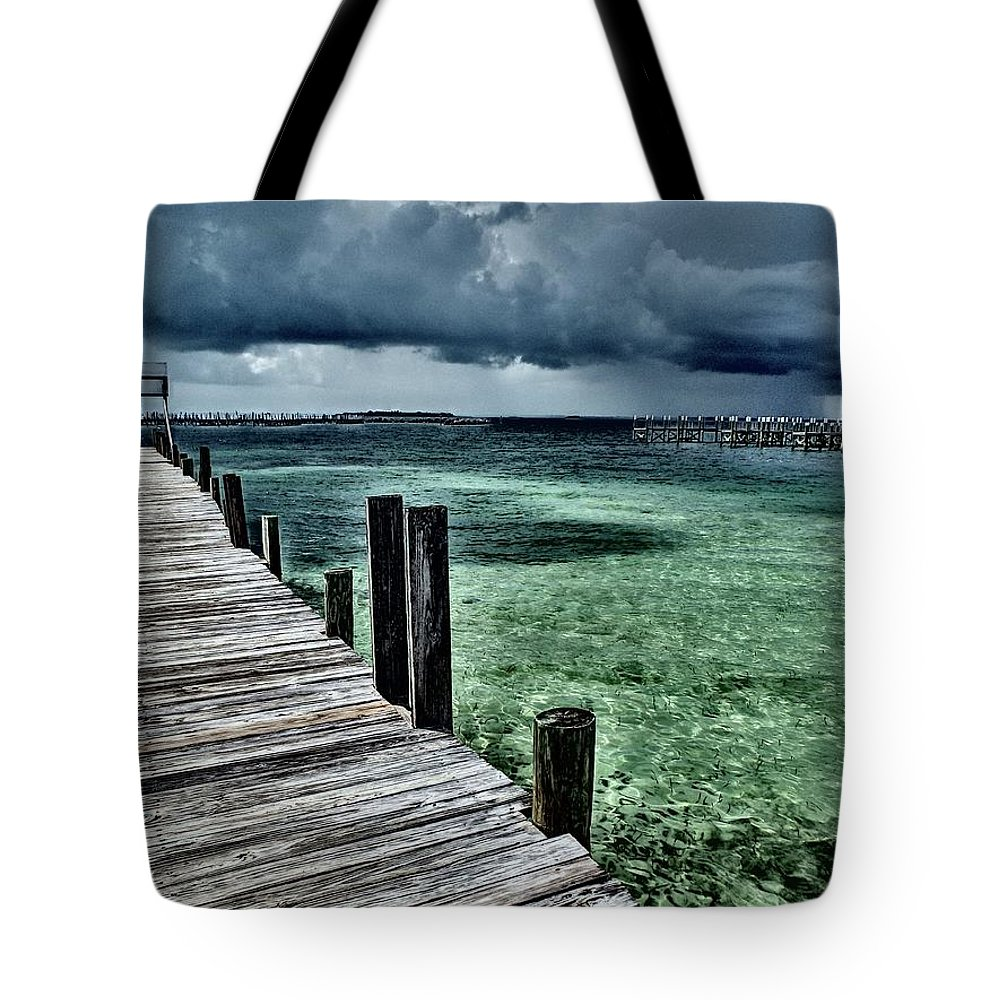 Caribbean Tote Bag featuring the photograph Abaco Islands, Bahamas by Cindy Ross