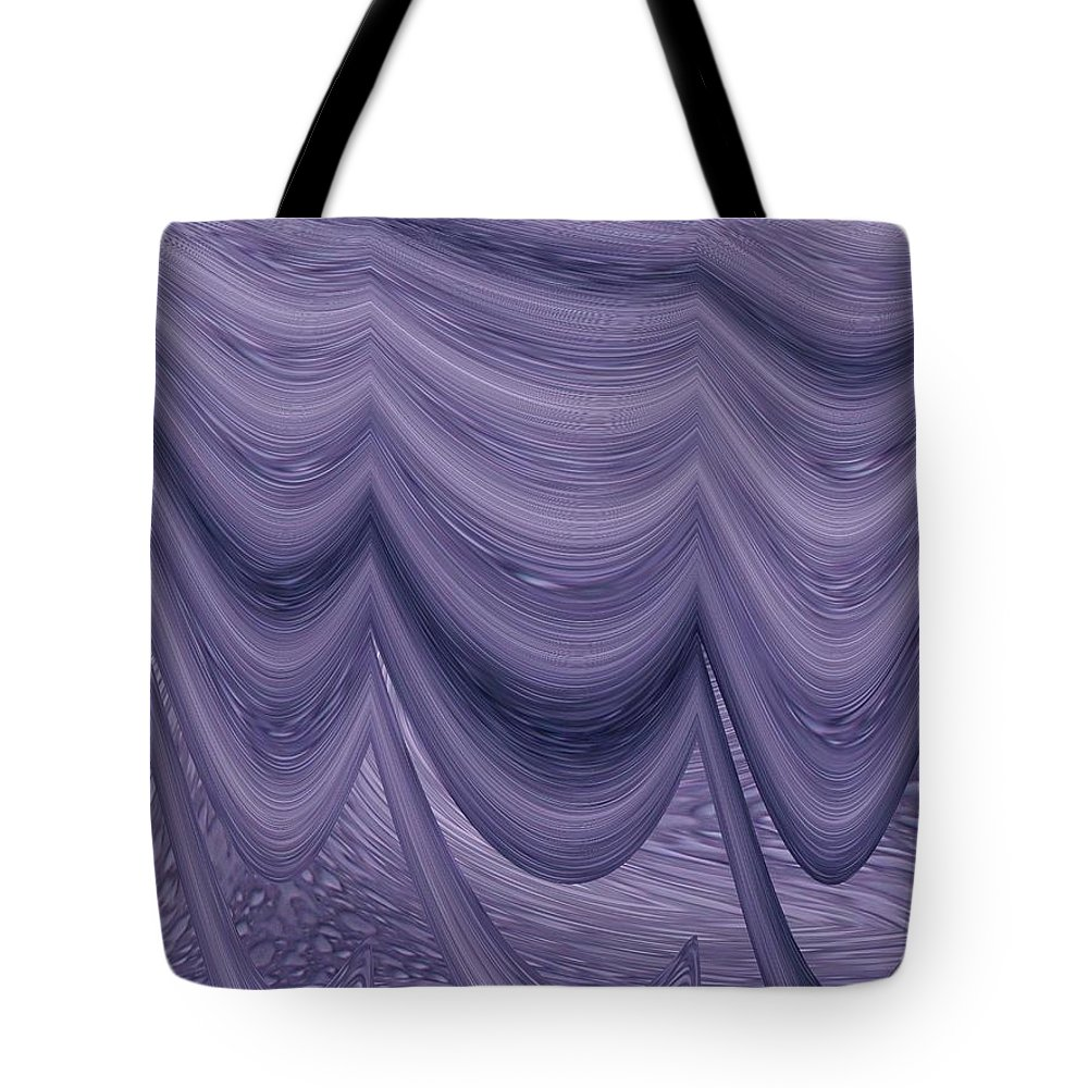 Abstract Tote Bag featuring the photograph Abstract 8 by Tim Allen
