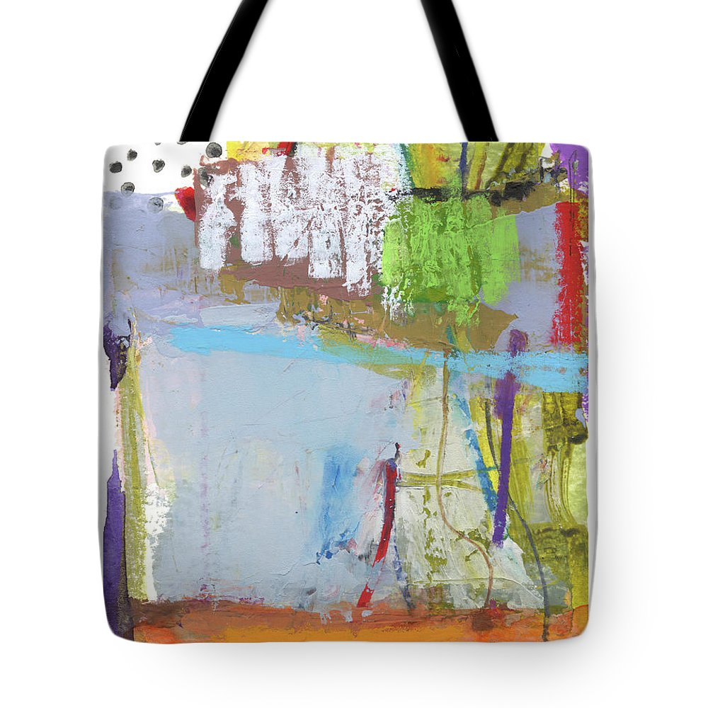 Abstract Tote Bag featuring the mixed media Rcnpaintings.com by Chris N Rohrbach
