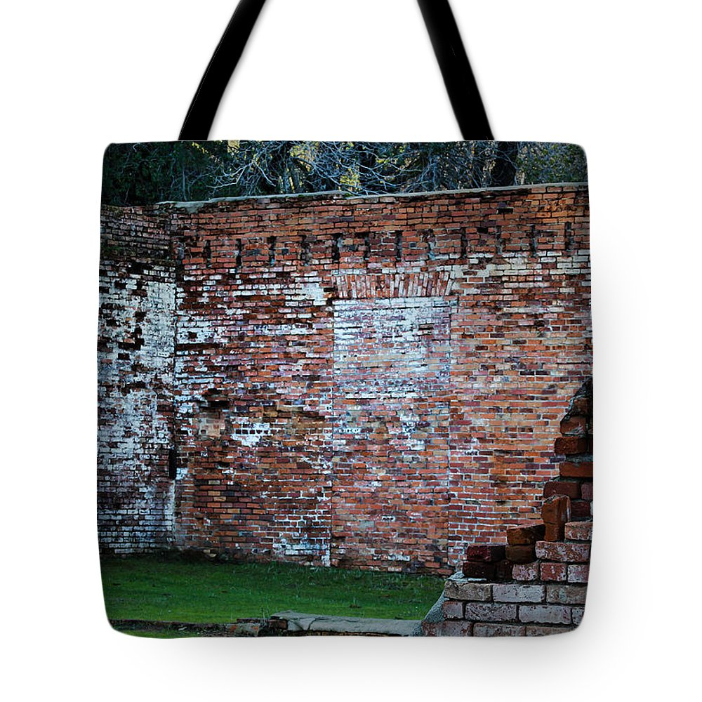 Old Tote Bag featuring the photograph Adjoining Rooms by Marnie Patchett