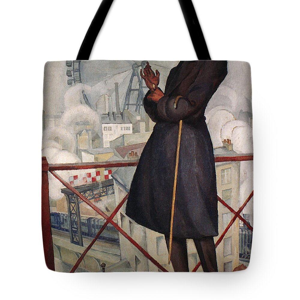 1913 Tote Bag featuring the photograph Adolfo Best-maugard by Granger