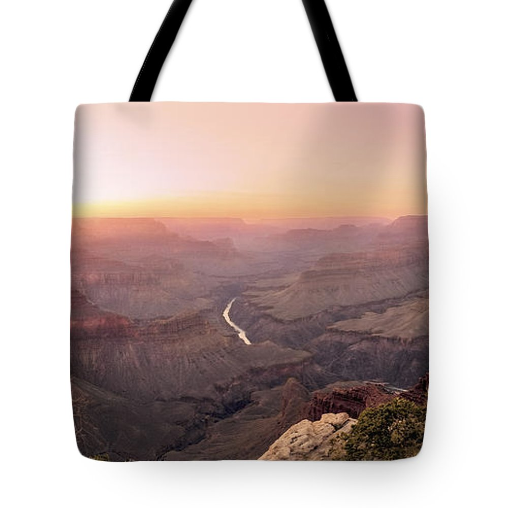 Alone Tote Bag featuring the digital art Aeons- Ether- Catharsis- by Will Jacoby Artwork