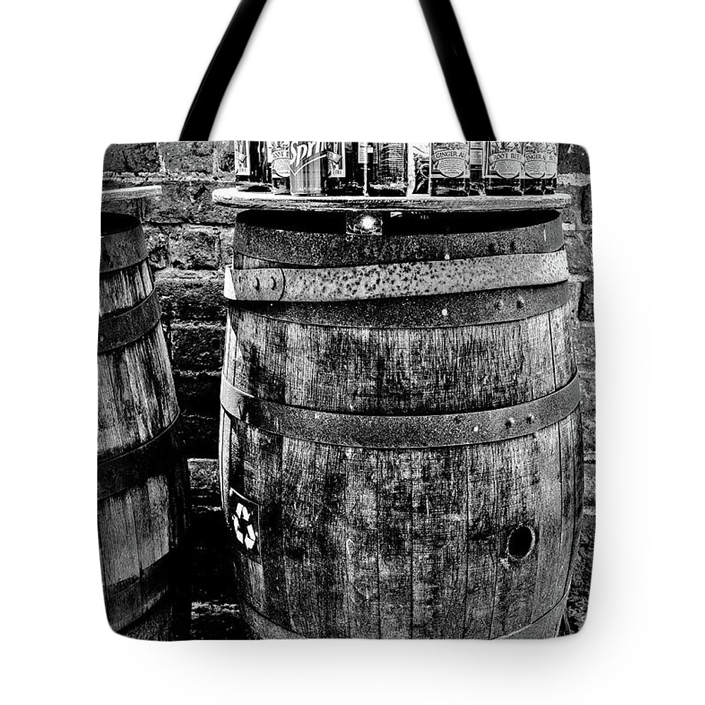 Party Tote Bag featuring the photograph After The Party by Ed Tepper