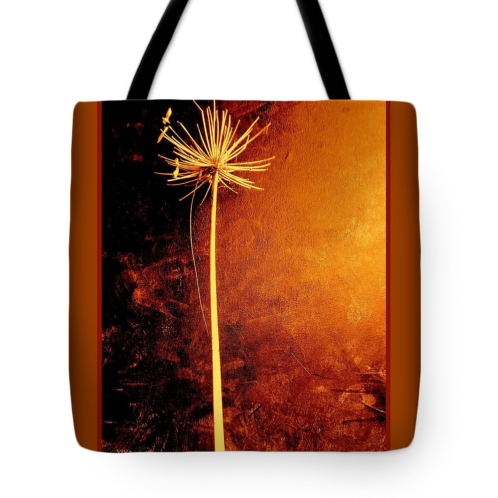 Viva Tote Bag featuring the photograph Agapanthus After The Storm by VIVA Anderson