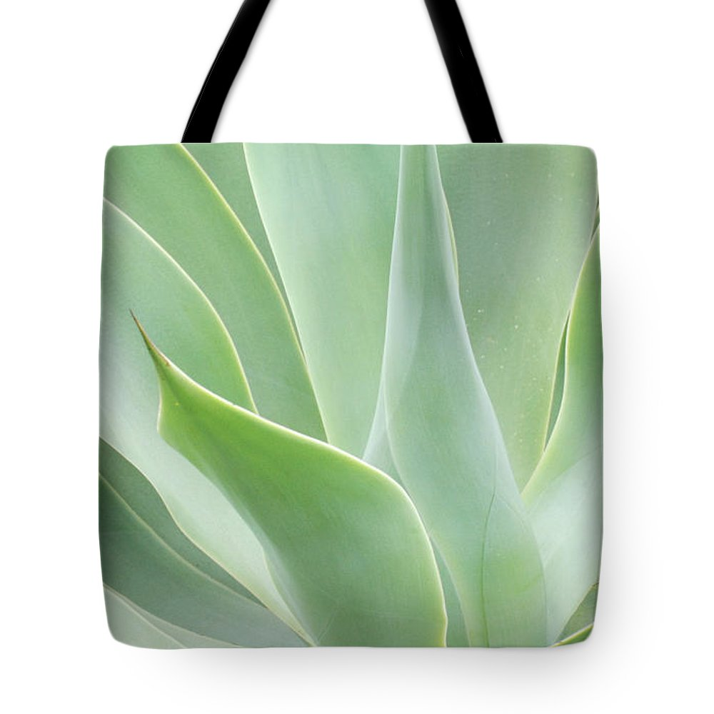 Agave Tote Bag featuring the photograph Agave by AJ Harlan