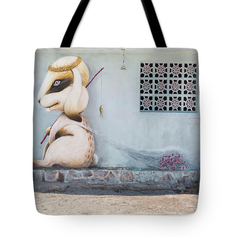 Ahab Tote Bag featuring the photograph Ahab by Dominic Piperata