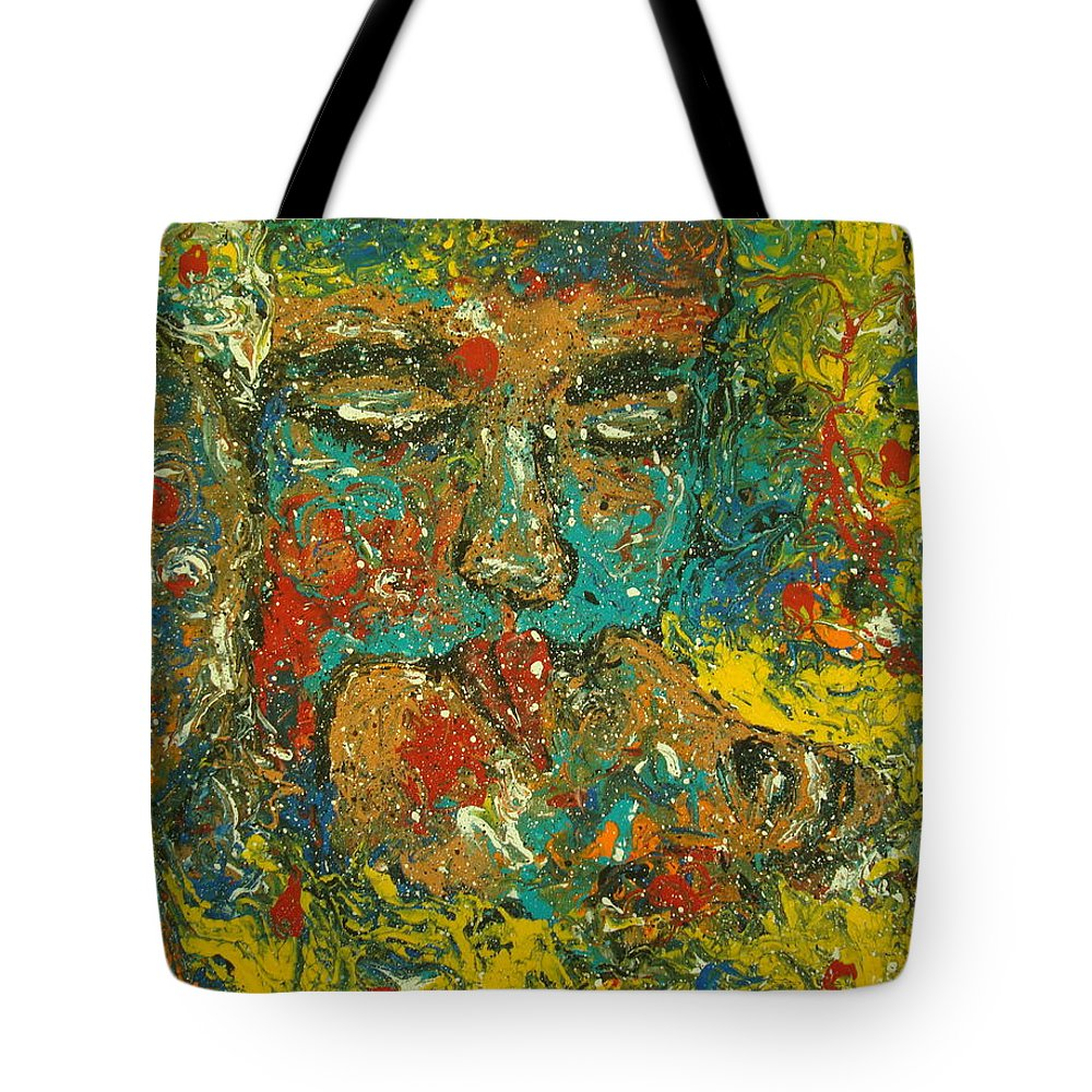 Romantic Tote Bag featuring the painting Allure Of Love by Natalie Holland