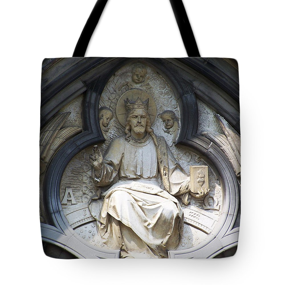 Ireland Tote Bag featuring the photograph Alpha And Omega by Teresa Mucha