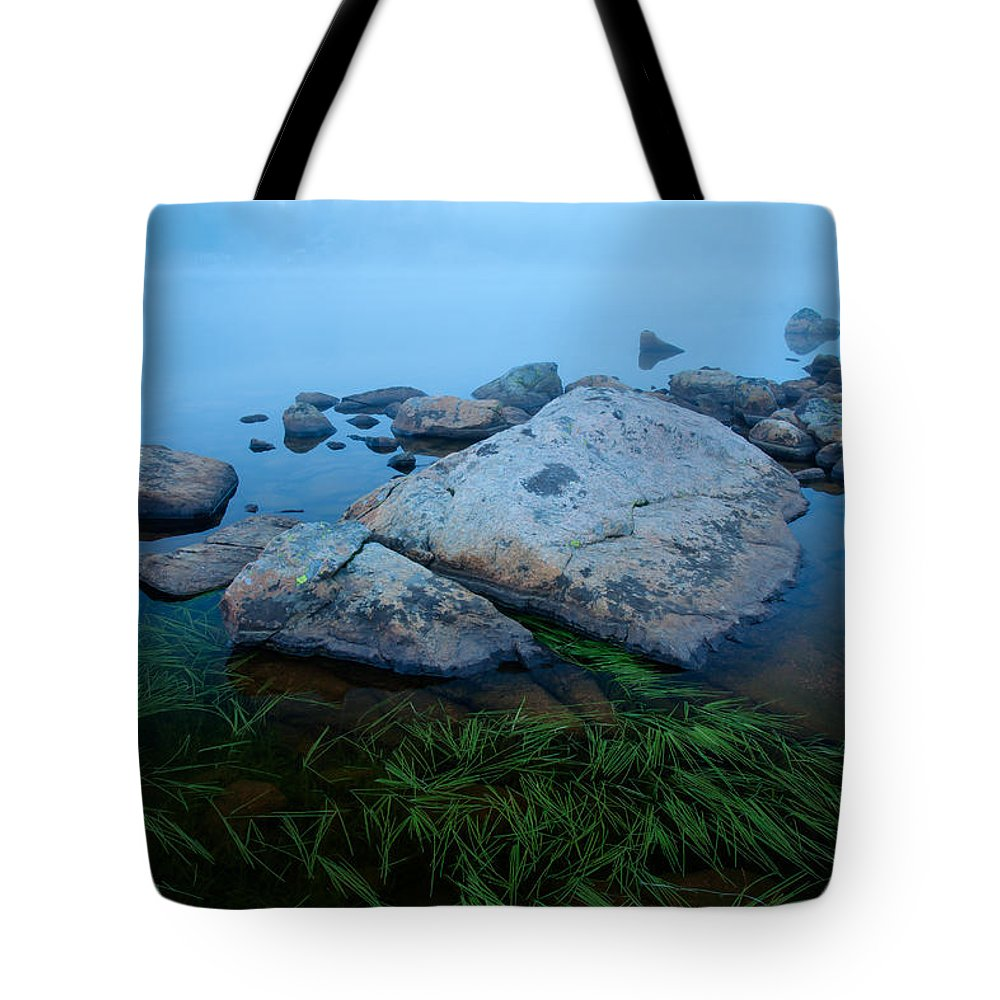 California Tote Bag featuring the photograph Alpine Atmosphere by Idaho Scenic Images Linda Lantzy