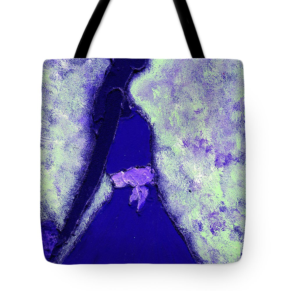 Woman Tote Bag featuring the painting Always A Bridesmaid by Wayne Potrafka