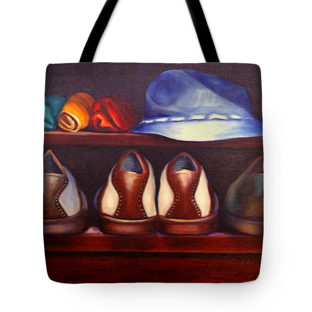 Golf Tote Bag featuring the painting Always Options by Shannon Grissom