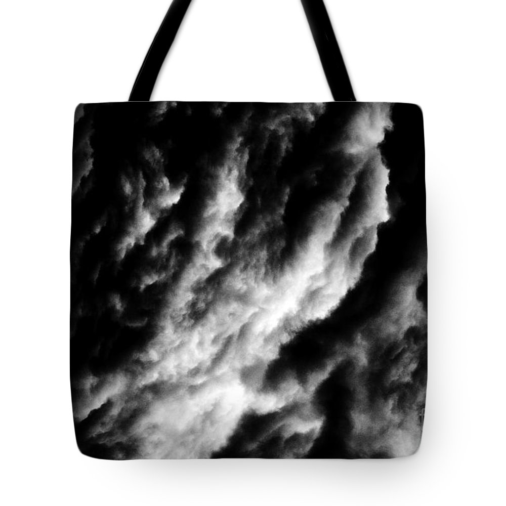 Heaven Tote Bag featuring the photograph Ama No Hara - Shi by Chris Norris