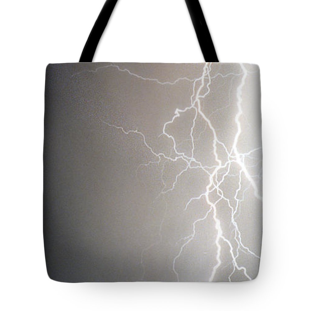 Usa Tote Bag featuring the photograph American Storm by James BO Insogna