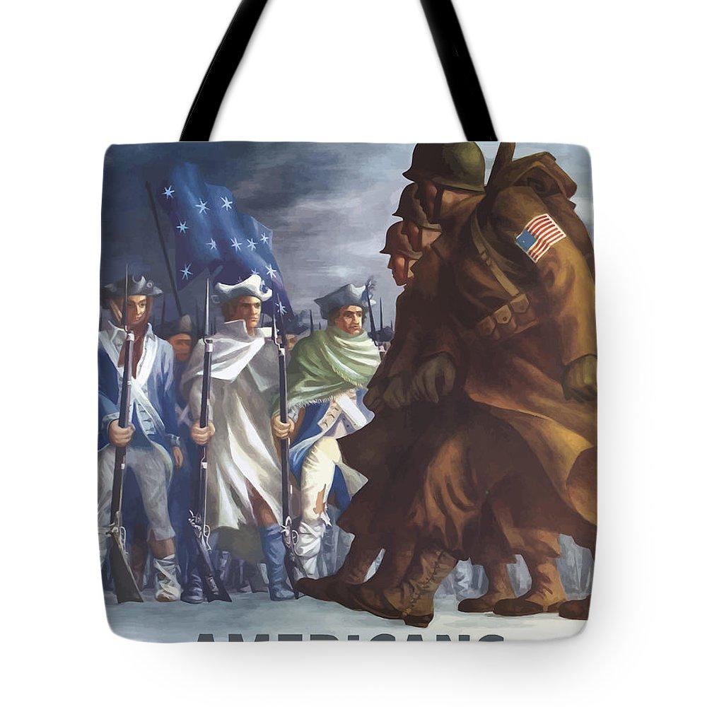 Propaganda Tote Bags