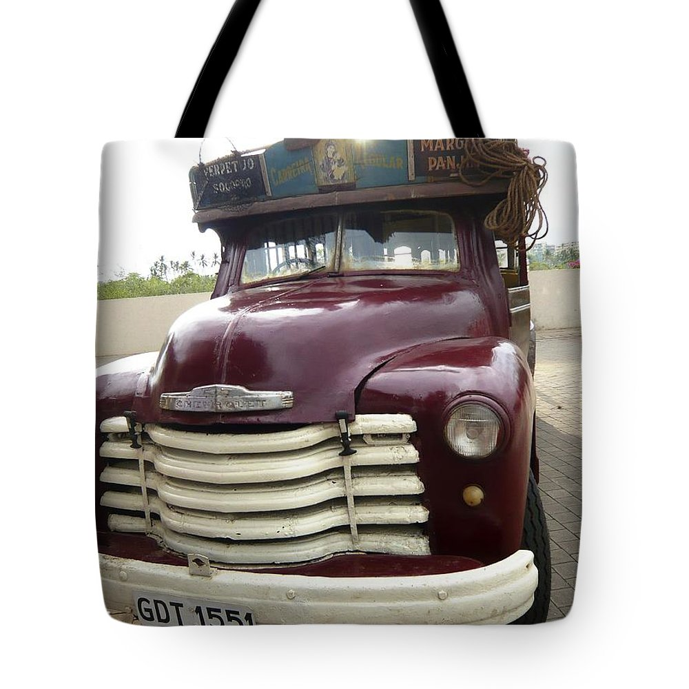 Ancient Vehicles Tote Bag featuring the photograph Ancient Gold 1 by Piety Dsilva