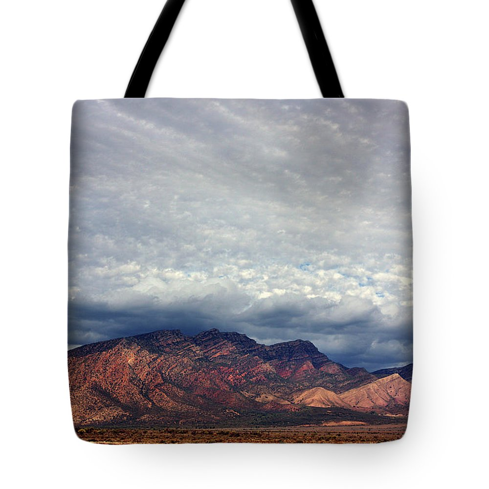 Australia Tote Bag featuring the photograph Ancient Sentinels by Marion Cullen
