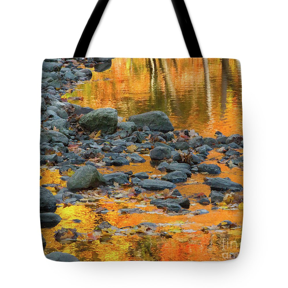 Water Tote Bag featuring the photograph And I Closed My Eyes by Marilyn Cornwell