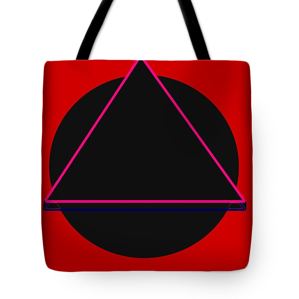 Social Justice Art Tote Bag featuring the digital art And It Flowed by Pharris Art