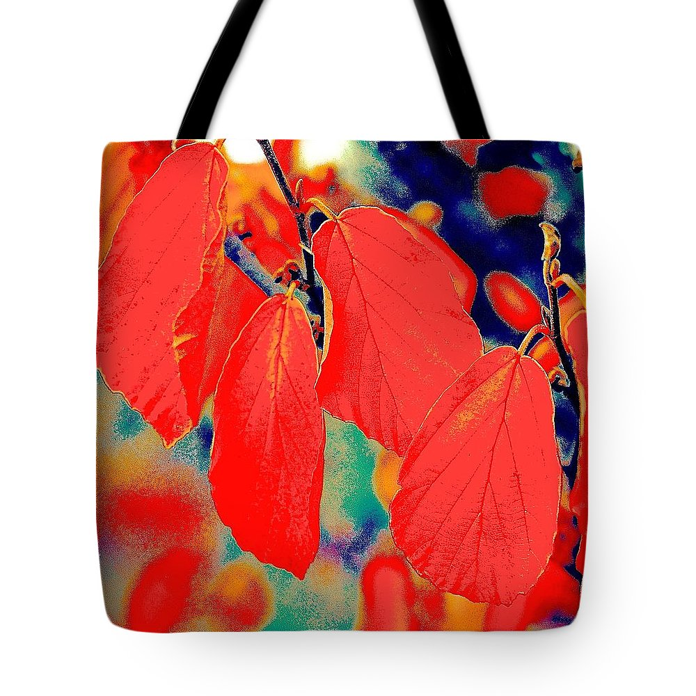 Photo Art Tote Bag featuring the photograph And Then Everything Changed by David Coleman