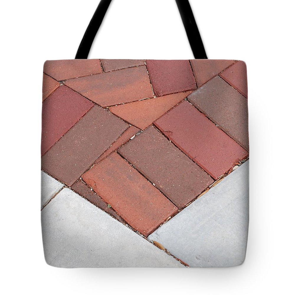 Bricks Tote Bag featuring the photograph Angles by Rob Hans