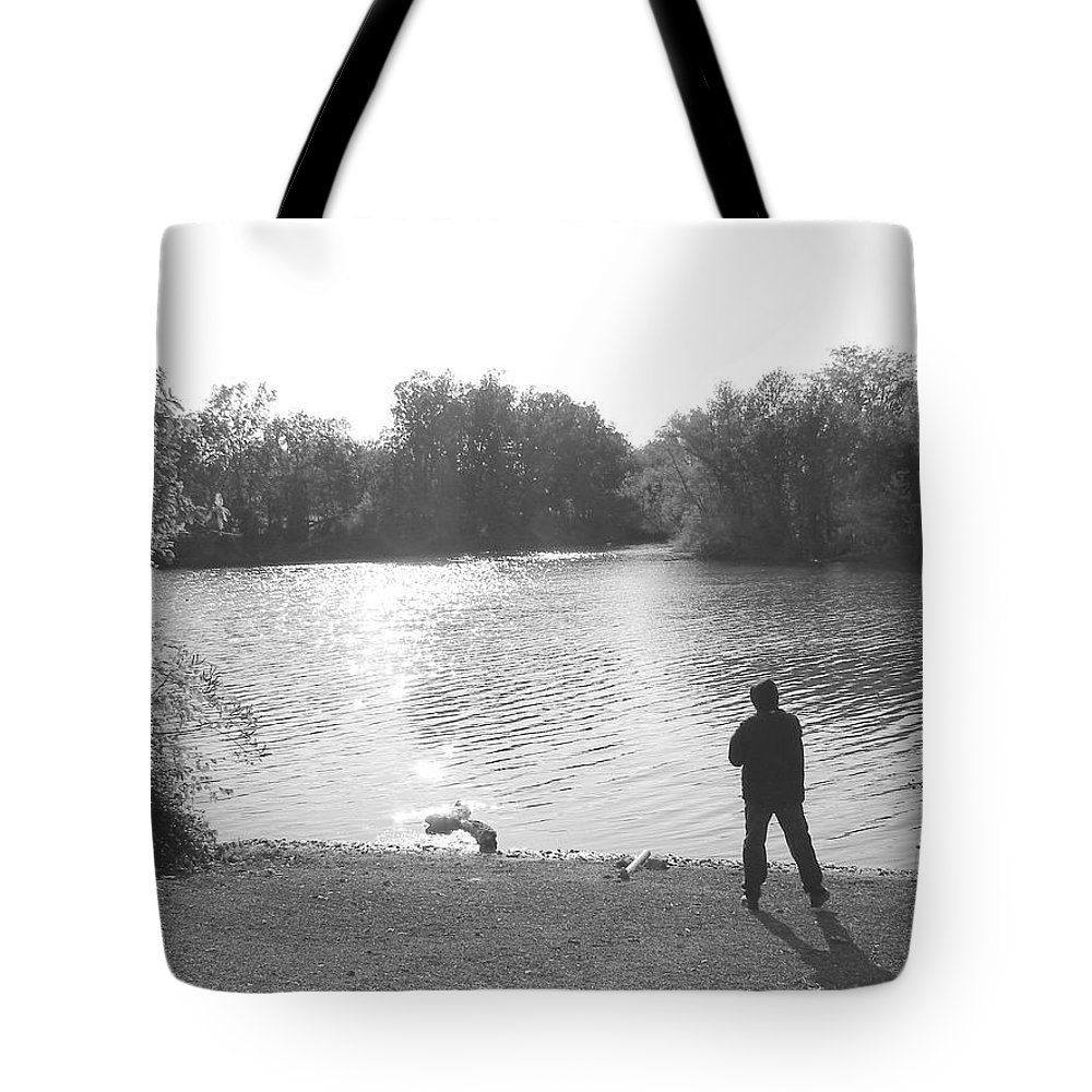 Tote Bag featuring the photograph Another View by Luciana Seymour