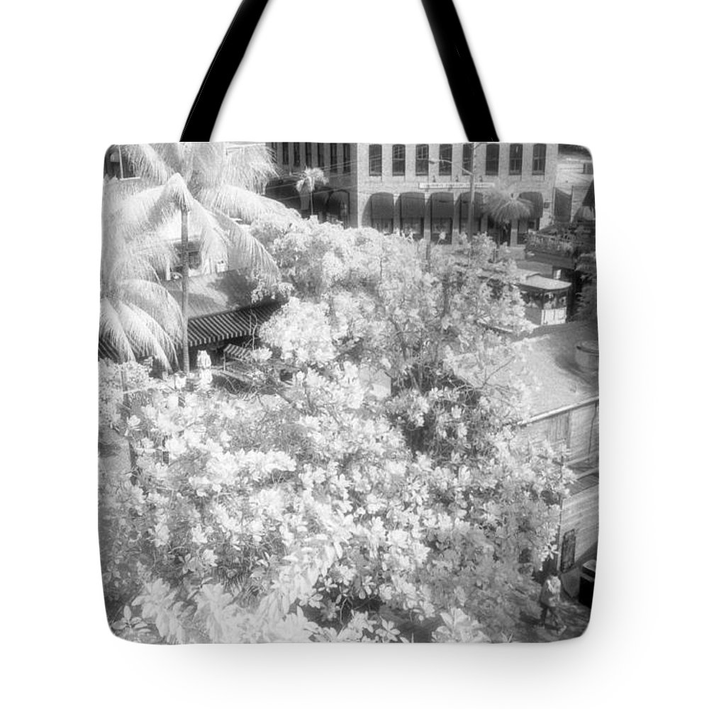 Key West Tote Bag featuring the photograph Another View by Richard Rizzo