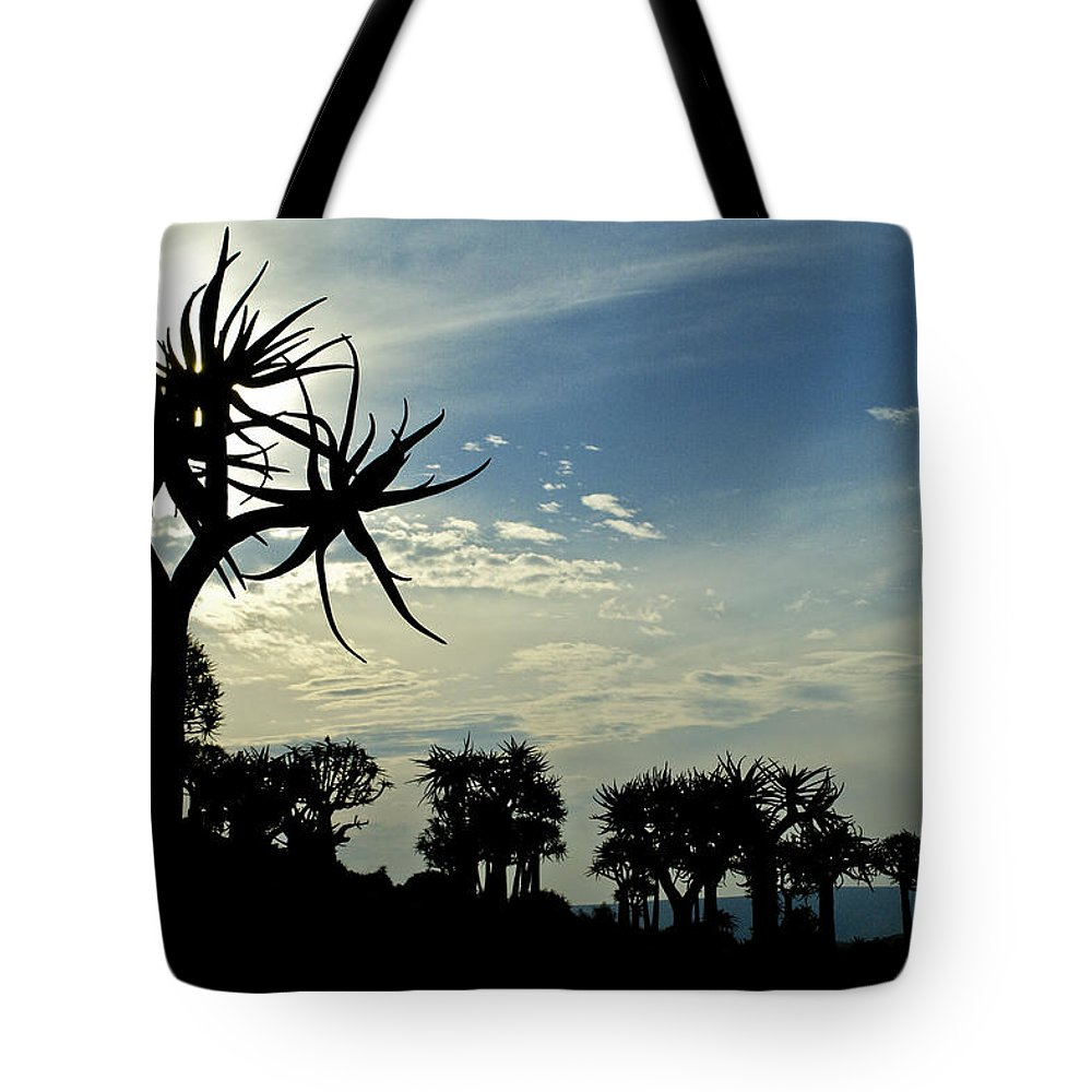 Africa Tote Bag featuring the photograph Another World by Michele Burgess