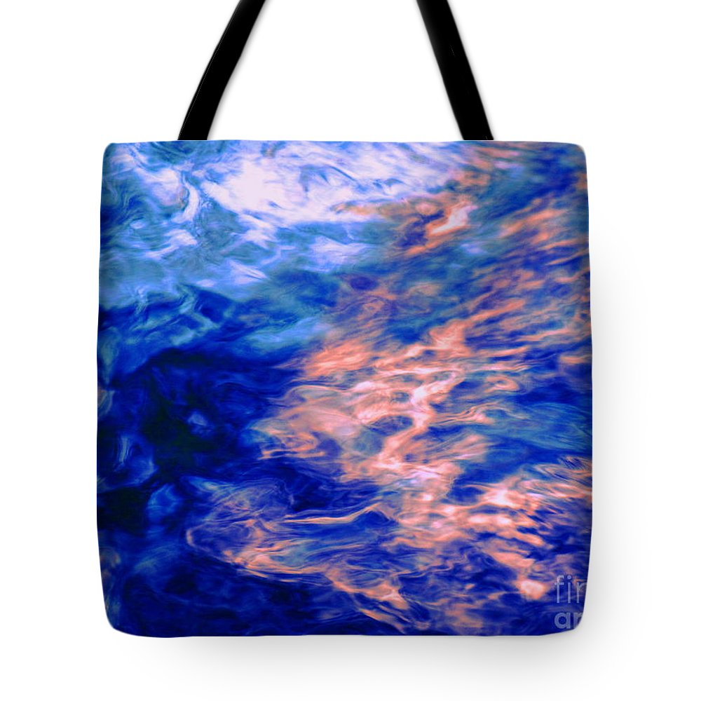 Abstract Tote Bag featuring the photograph Answered Prayers by Sybil Staples