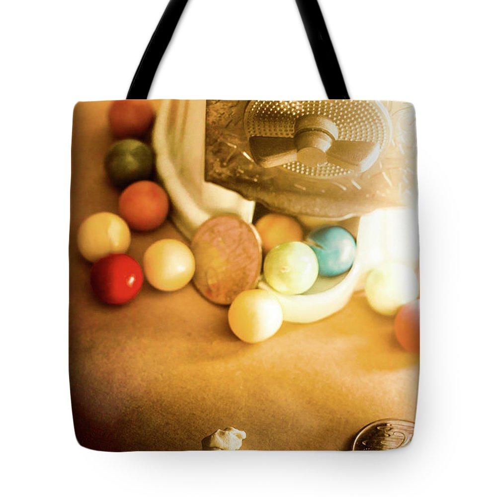 Bubble Gum Tote Bags | Fine Art America