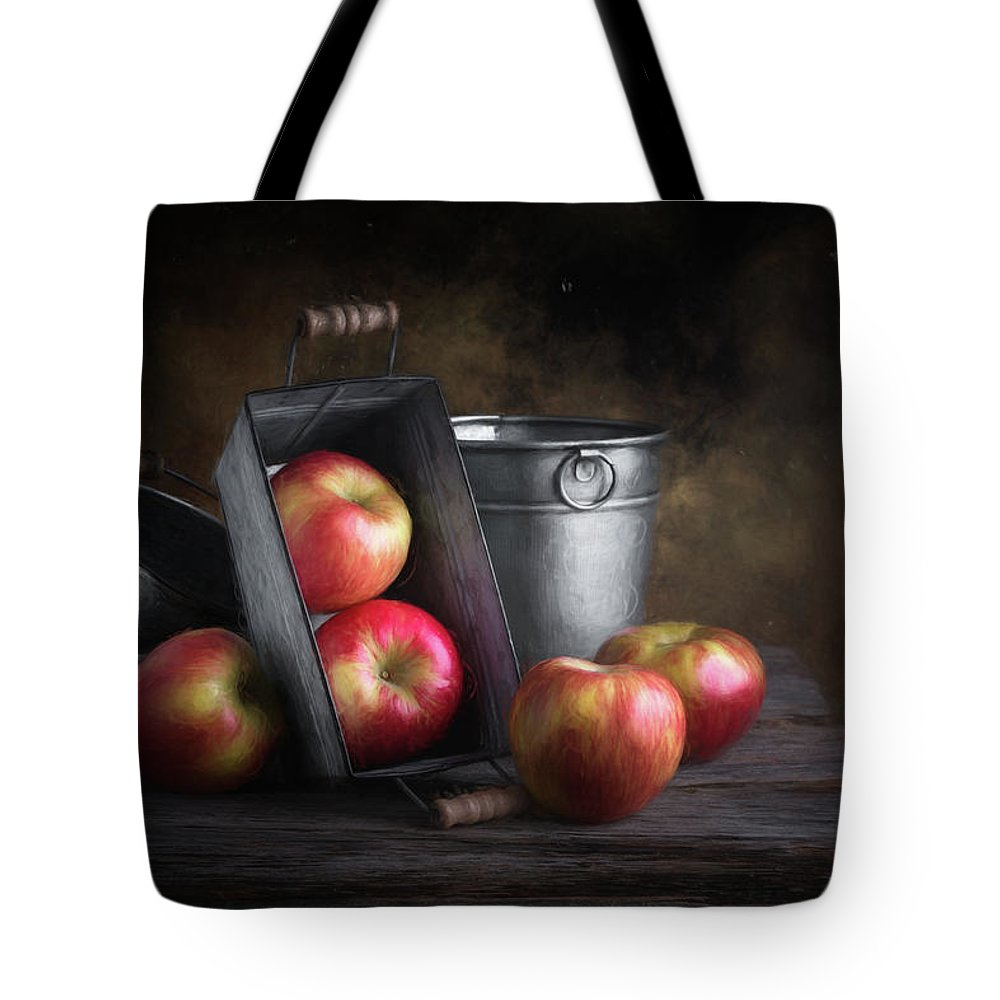 Delicious Photographs Tote Bags