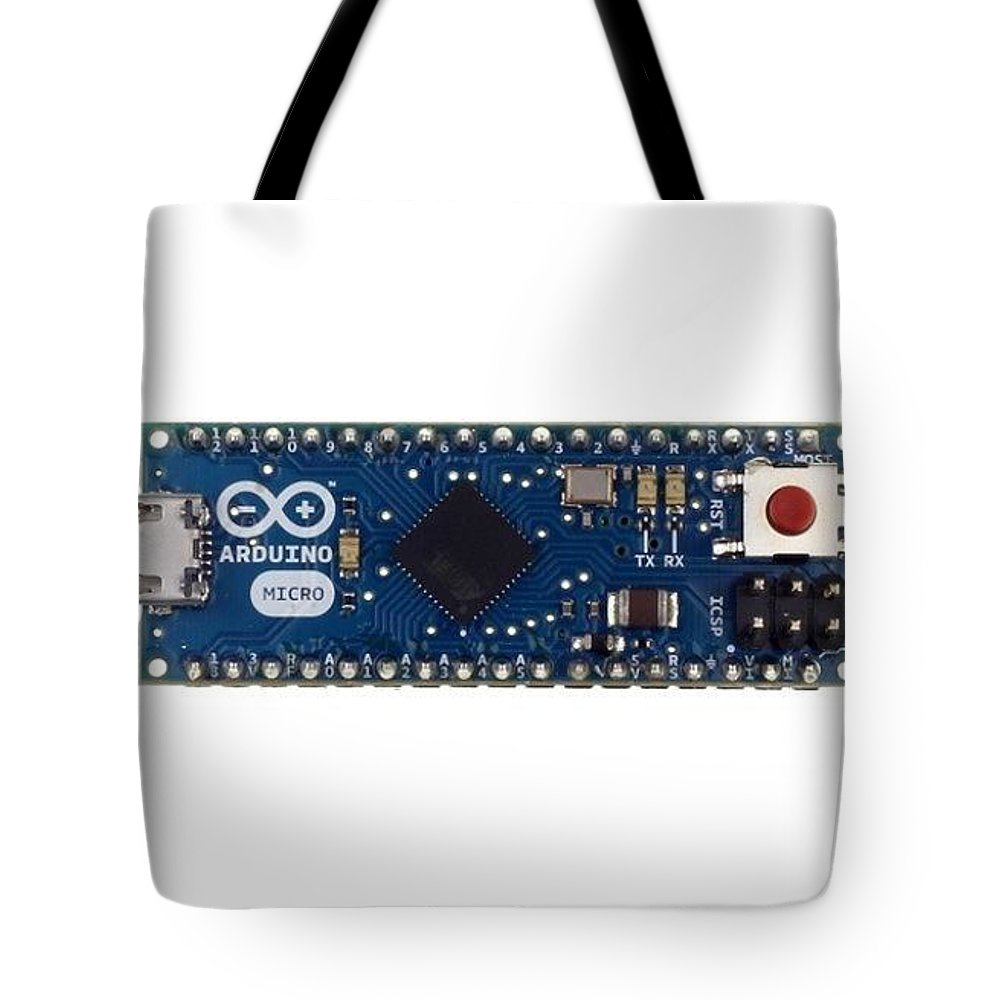 Arduino Simulator Servo Breadboard Uno Microcontroller Projects Usb Host R3  Official Board Smd Due S Tote Bag