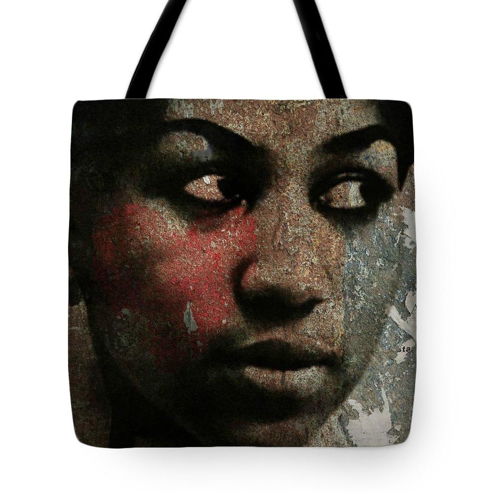American Graffiti Tote Bags