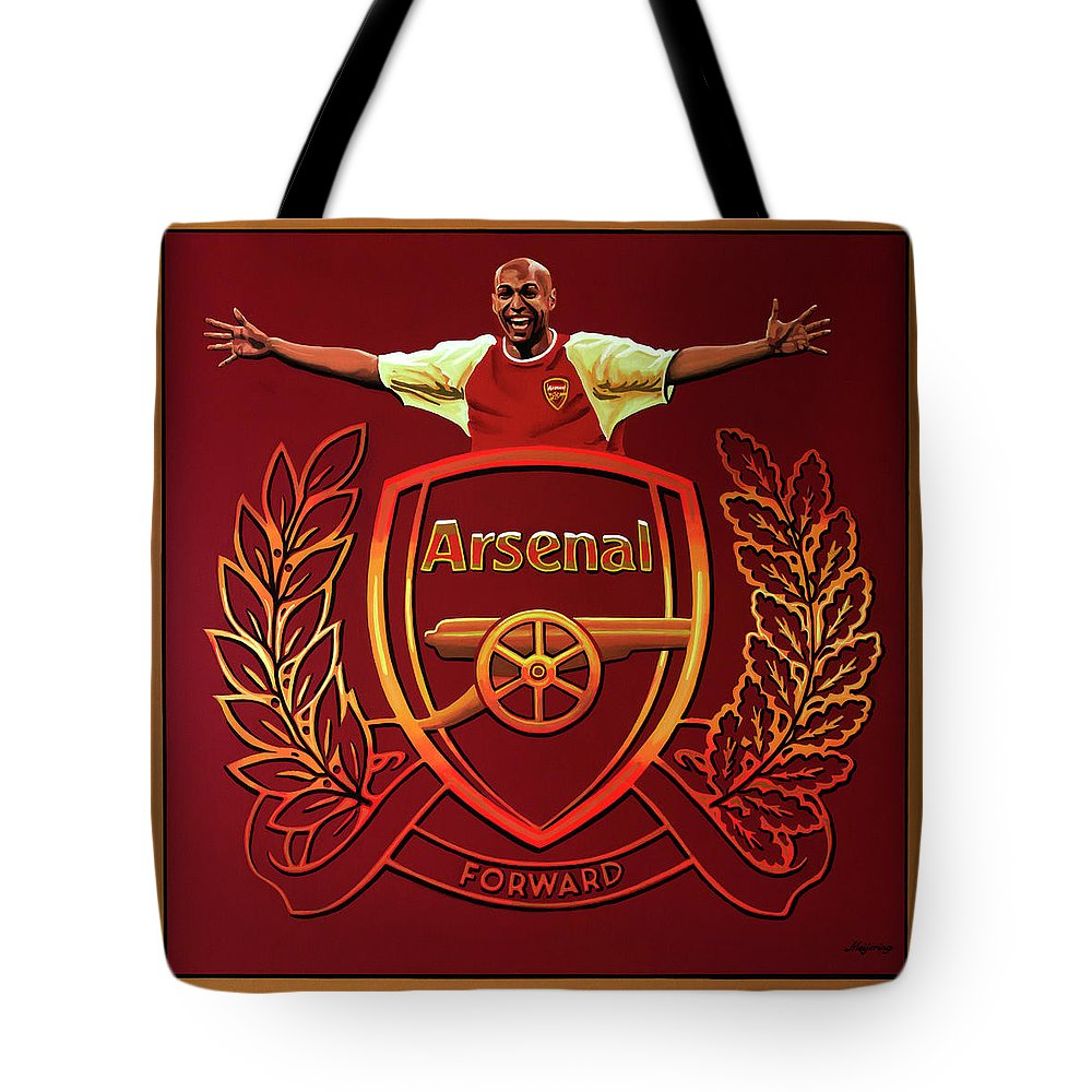 North London Tote Bags