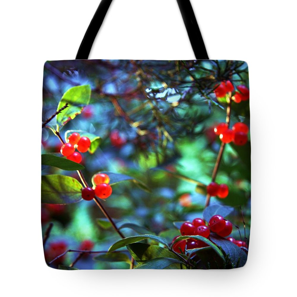 Nature Tote Bag featuring the photograph Art by Mitch Cat