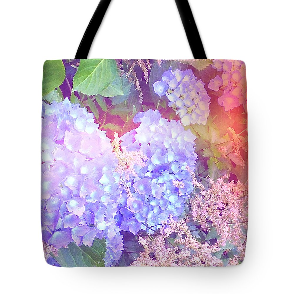 Lacy Details Tote Bag featuring the photograph Lacy Details by Anna Porter