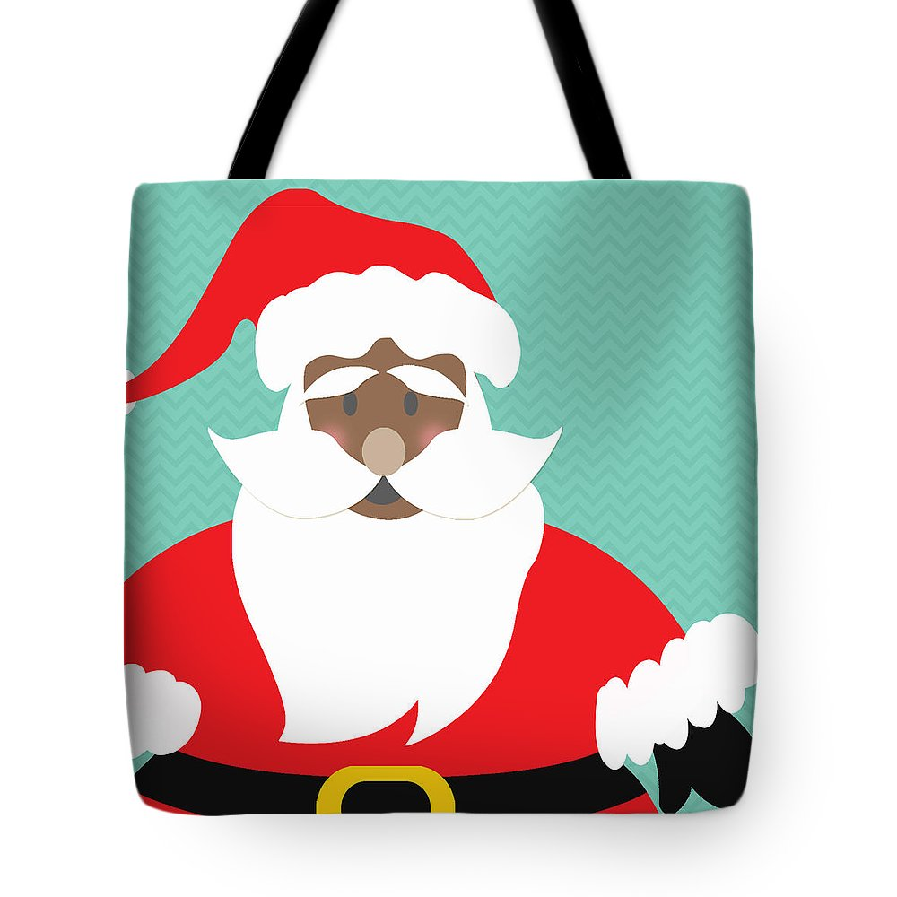 African American Family Tote Bags